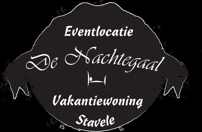 Logo Evventlocatie-Vakantiewoning De Nachtegaal Stavele