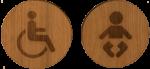 pictogram-WC-baby